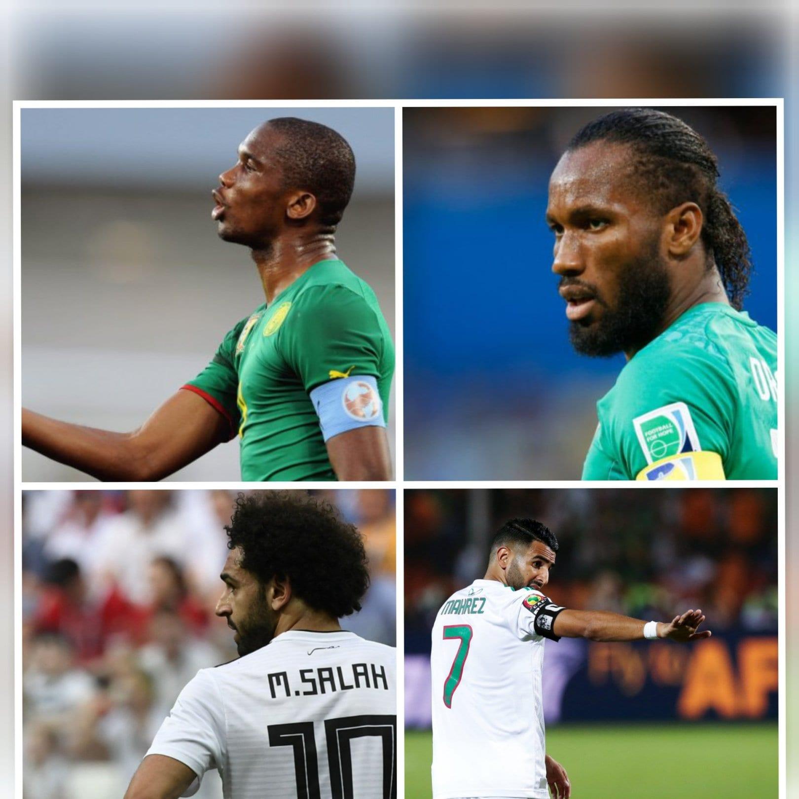 NIGERIA 2E, ALGÉRIE 5E, VOICI LE TOP 10 DES ÉQUIPES AFRICAINES AVEC LE PLUS GRAND NOMBRE DE PARTICIPATION À LA COUPE DU MONDE