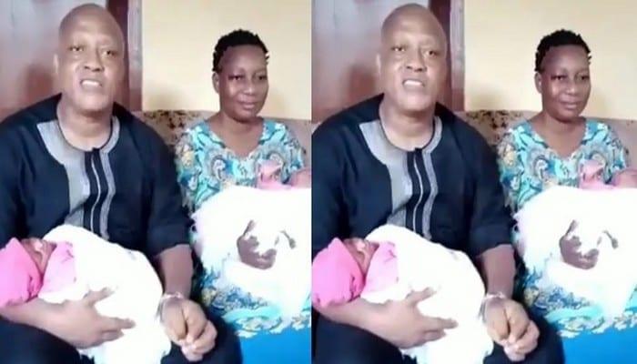 NIGERIA: UN COUPLE ACCUEILLE DES JUMEAUX À 3 SEMAINES D'INTERVALLE