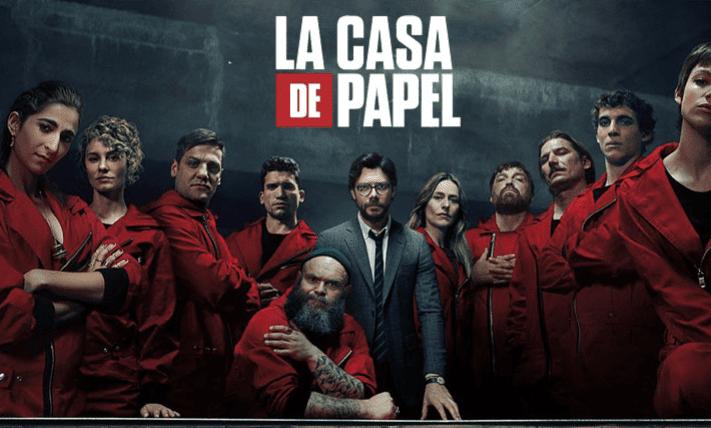 Netflix : «La Casa de Papel» s'achève avec la 5e saison