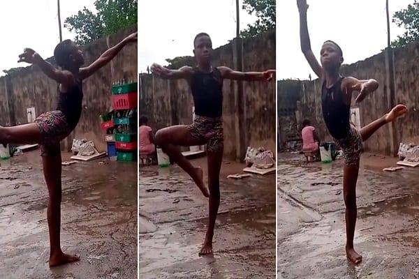 Nigeria : le jeune garçon filmé en train de danser sous la pluie s'exprime pour la première fois-(vidéo)
