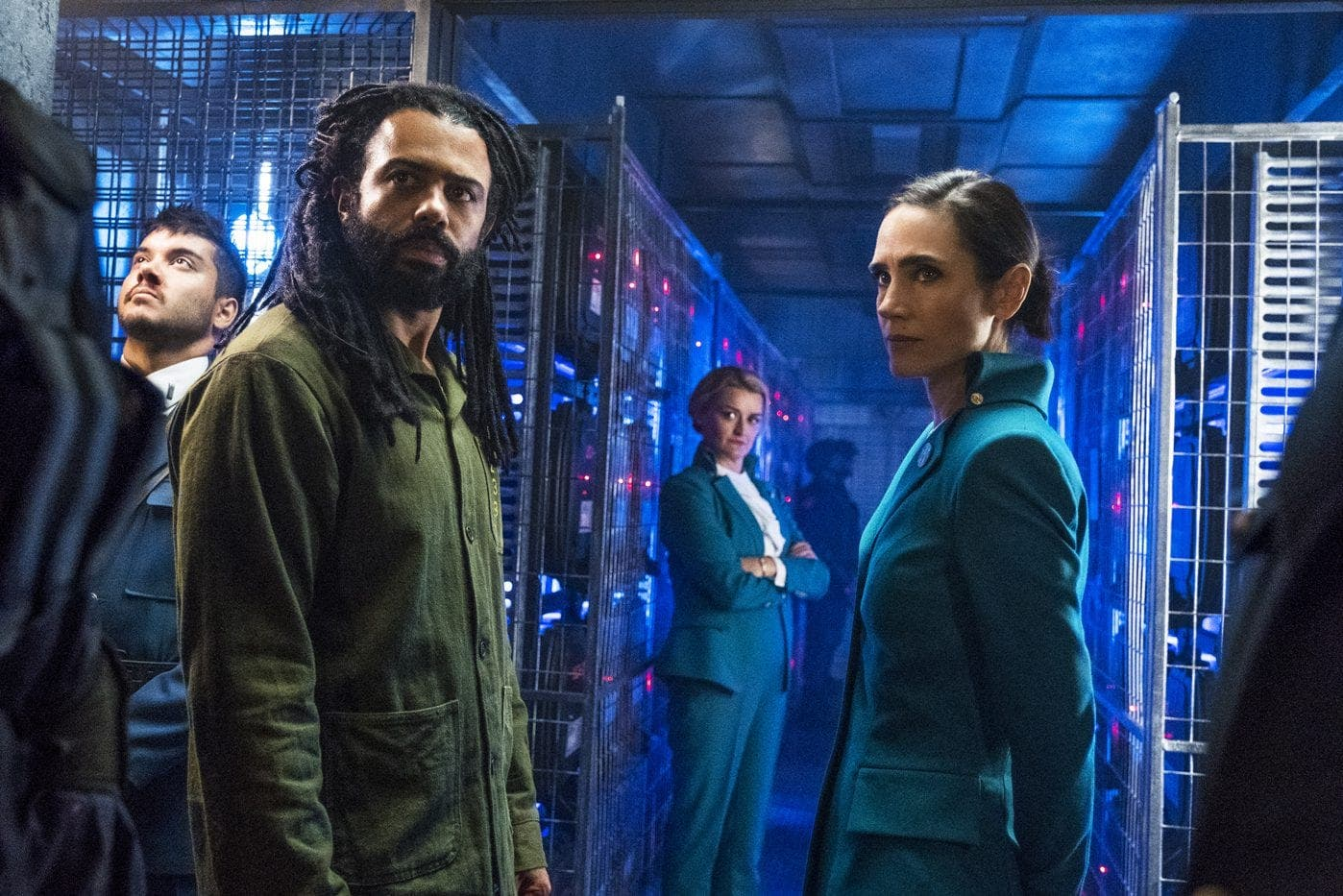 NETFLIX , ON REGARDE OU ON ZAPPE LA SAISON 1 ? Snowpiercer