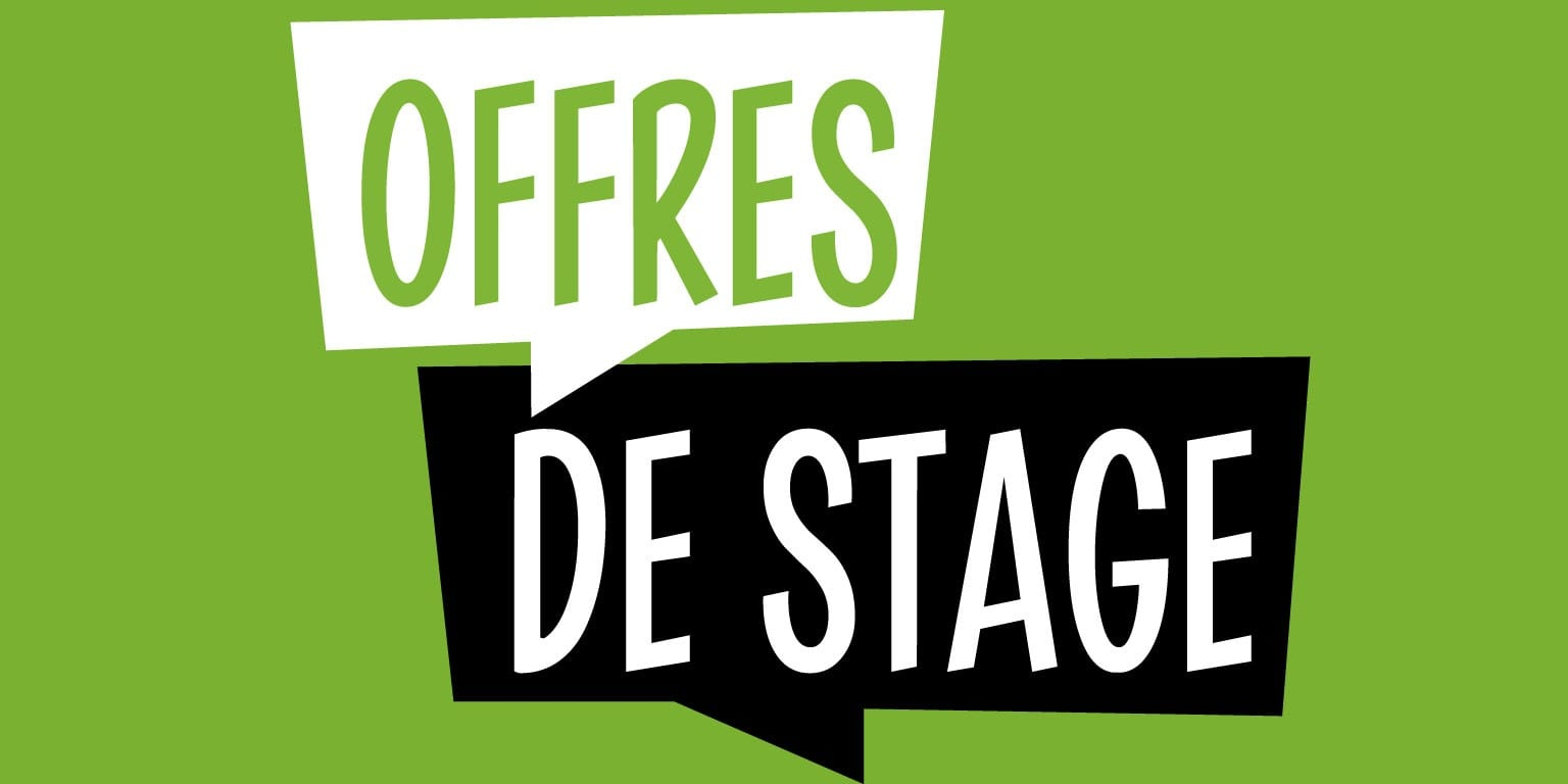 Offre De Stages d'insertion Professionnelle