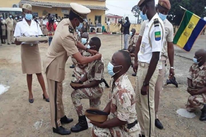 Plus de 1500 agents de la Sécurité pénitentiaire reçoivent leurs galons