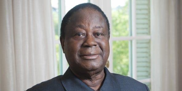 Présidentielle en Côte d'Ivoire : pour Henri Konan Bédié, « l'âge est un atout »