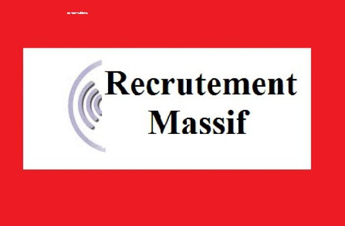 RECRUTEMENT D'AGENTS EN AGENCE MOBILE MONEY