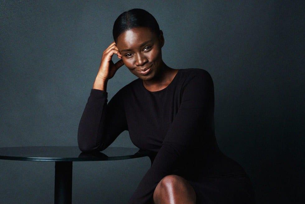 Sarah Diouf, créatrice de la marque de prêt-à-porter Tongoro