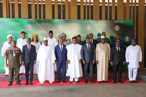 La CEDEAO annonce un sommet extraordinaire pour sauver le Mali