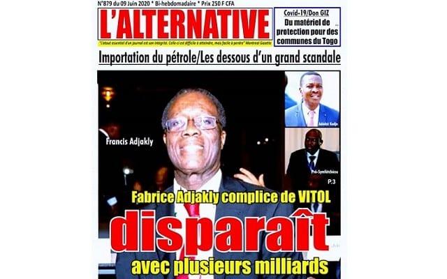 Togo: Le journal «Alternative» au cœur d'une bataille judiciaire