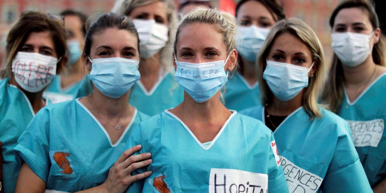 UN PROJET D'ACCORD ÉLABORÉ POUR LES PERSONNELS HOSPITALIERS, HORS MÉDECINS