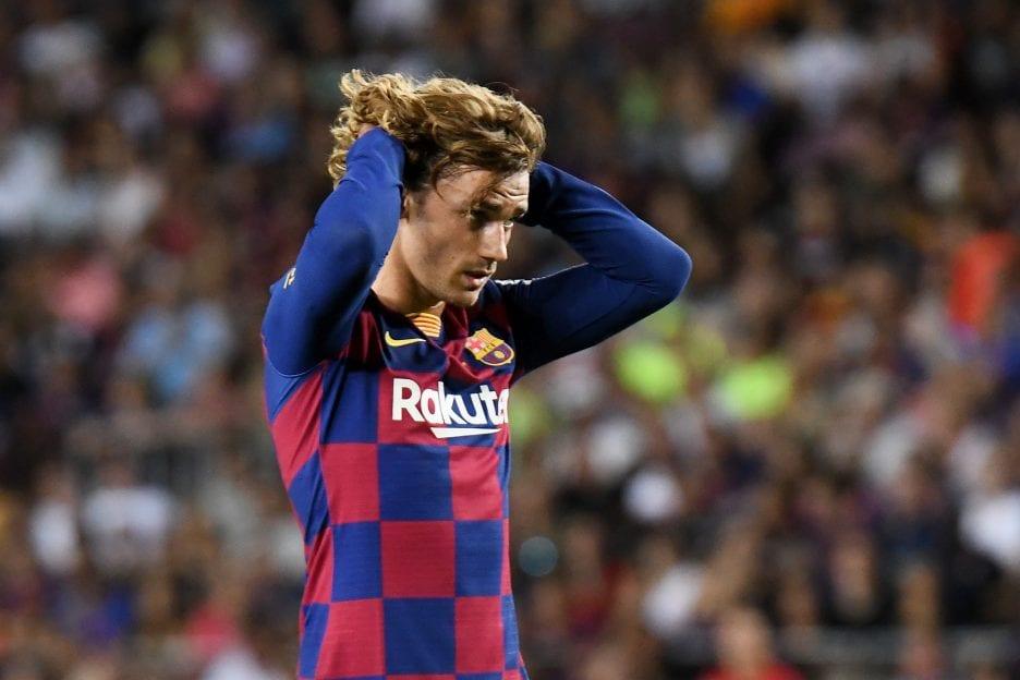 Barça : Les fans s'attaquent à Griezmann après son pénalty raté