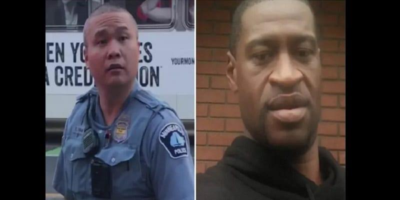 UN TROISIÈME POLICIER DANS LA MORT DE George Floyd LIBÉRÉ DE PRISON