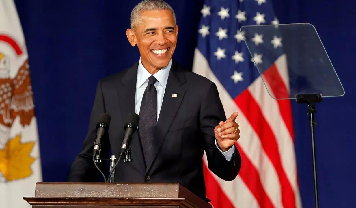 Etats-Unis  : Barack Obama invite la population à s'enregistrer pour la présidentielle
