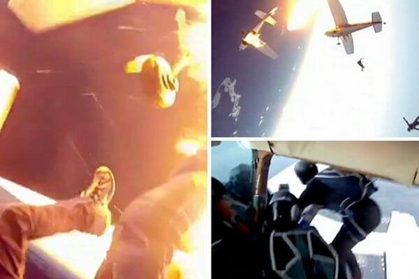 États-Unis: une collision entre deux avions fait des morts et disparus