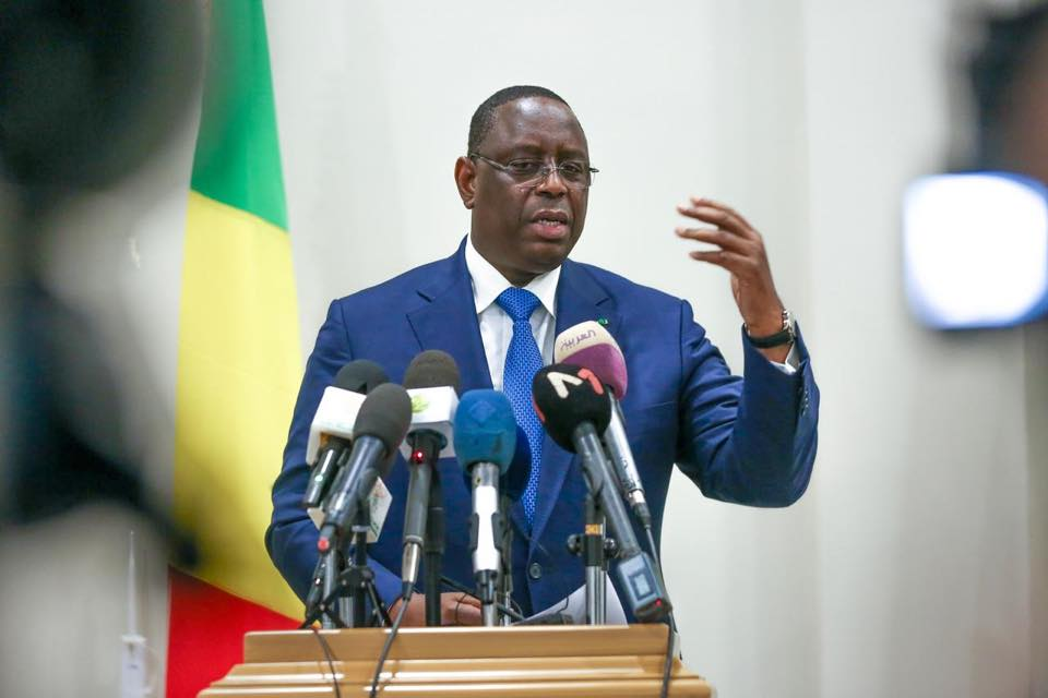 Une autre vague de coronavirus au Sénegal: le message de Macky Sall