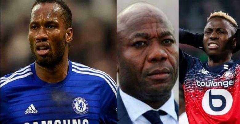 « Victor Osimhen pourrait être meilleur que Didier Drogba », dixit un entraîneur nigérian