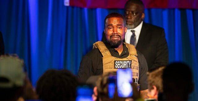 « J'ai failli tuer ma fille pour son premier meeting présidentiel », Kanye West
