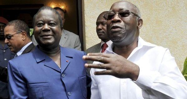 Henri Konan Bédié : «  les Ivoiriens souhaitent le retour de Laurent Gbagbo »