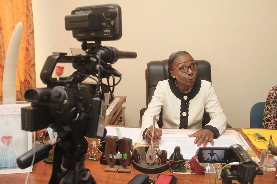Présidentielle en Côte d'Ivoire : Maître Françoise Kaudjhis-Offoumou est candidate