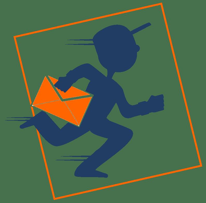 Recrutement de coursier pour librairie