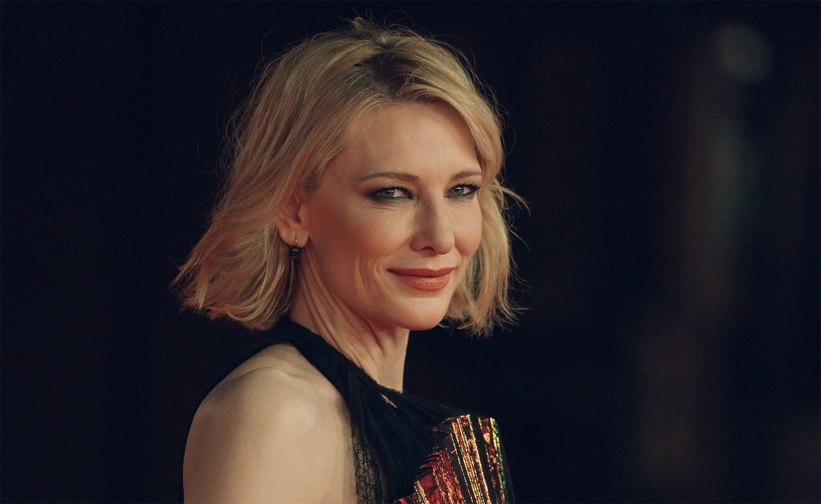 Les amis des fils de Cate Blanchett l'ont prise pour Kate Upton