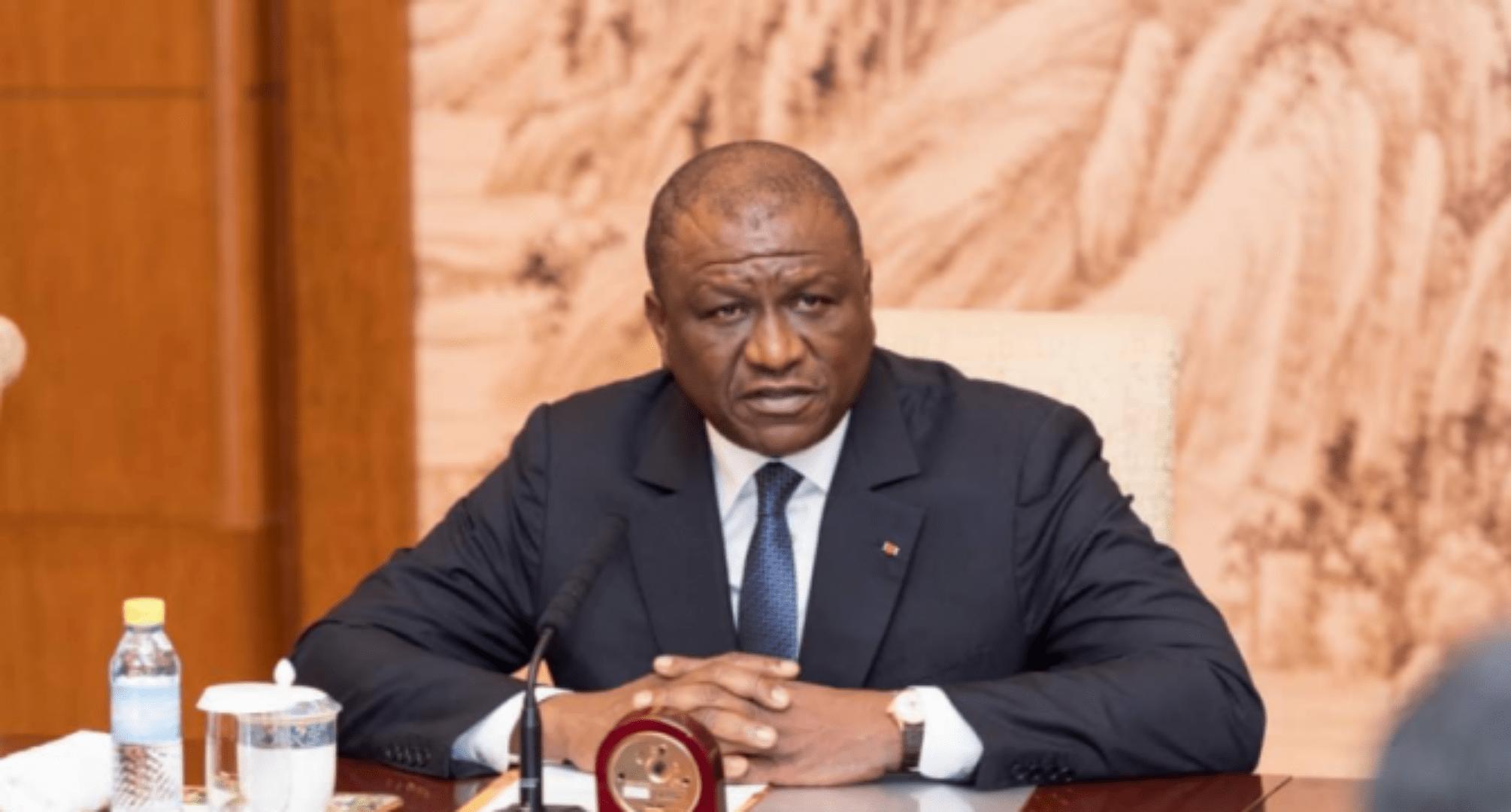 Présidentielle:Hamed Bakayoko réagit enfin sur sa probable candidature