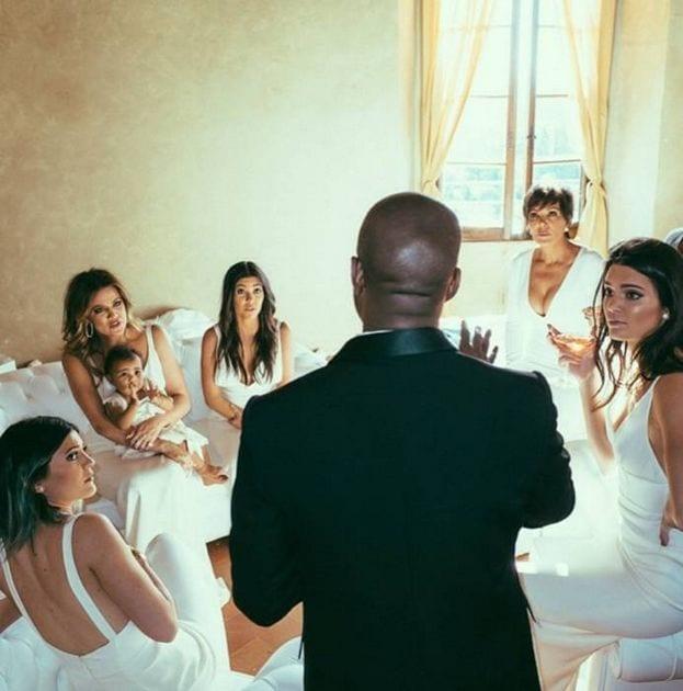 Les pires secrets de la famille Kardashian bientôt mis à nu par Kanye West ?