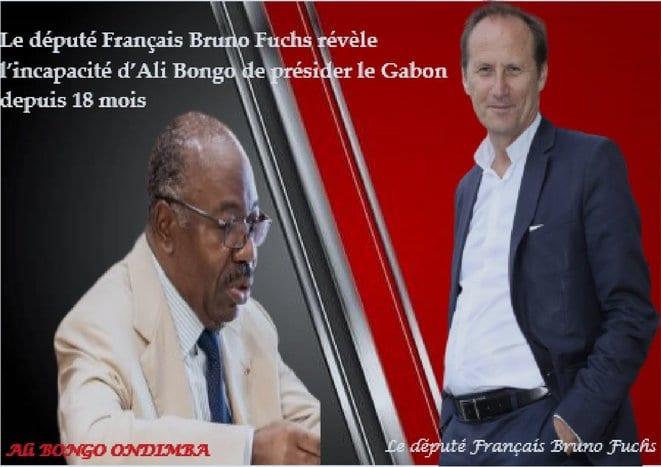 Ali Bongo n'est plus en capacité de présider le Gabon depuis 18 mois