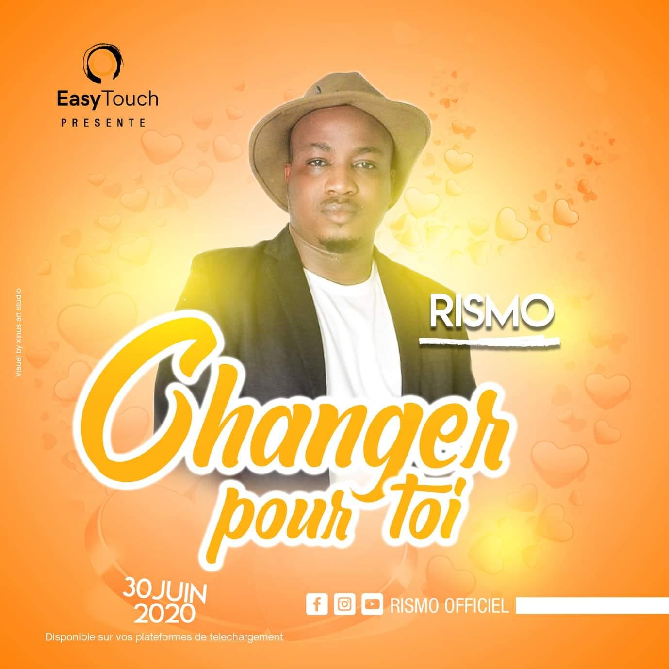 Rismo fait revivre l'amour avec son single «Changer pour toi»