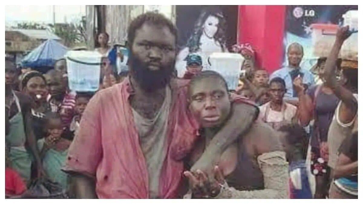 Nigeria: l'incroyable histoire de ce couple de fous qui a 3 enfants
