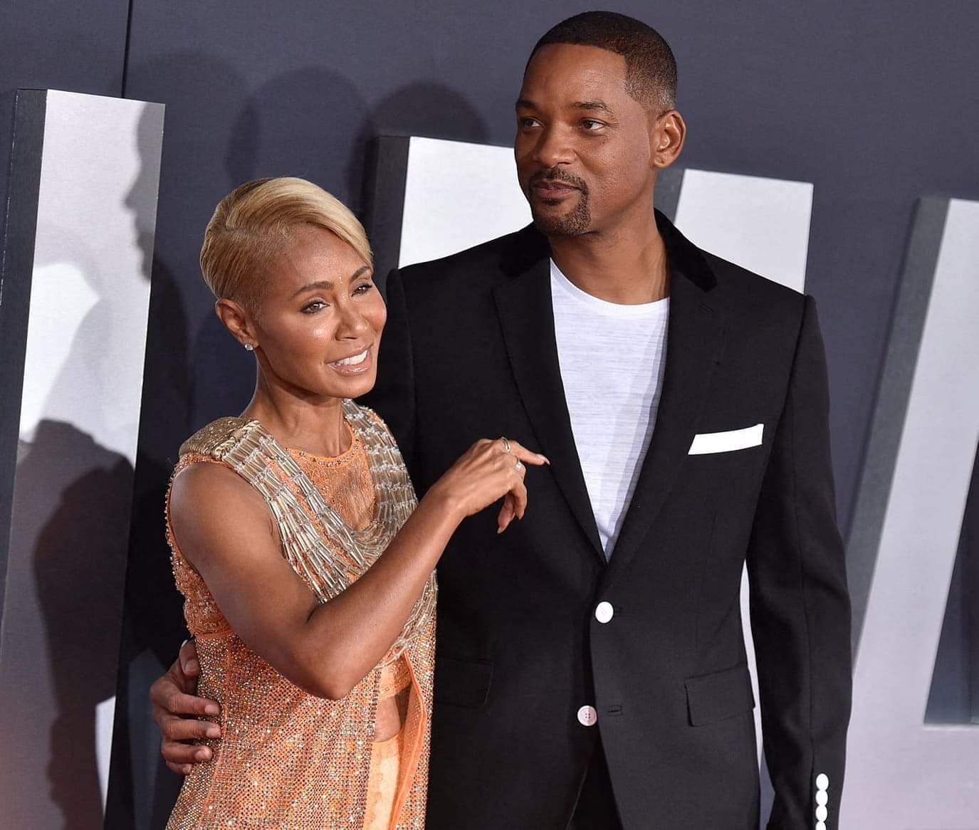 Avec l'accord de Will Smith, sa femme aurait eu une relation extra-conjugale avec un rappeur
