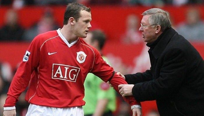 """Wayne Rooney: """"on a perdu 2 finales de ligue des champions par la faute de Sir Alex Ferguson"""""""