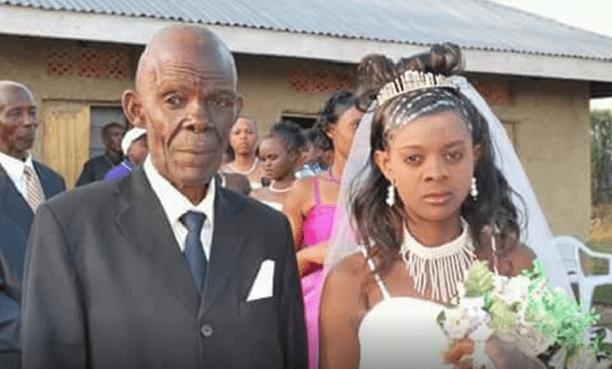 «Pour de l'argent, ma famille veut que j'épouse un vieux polygame''