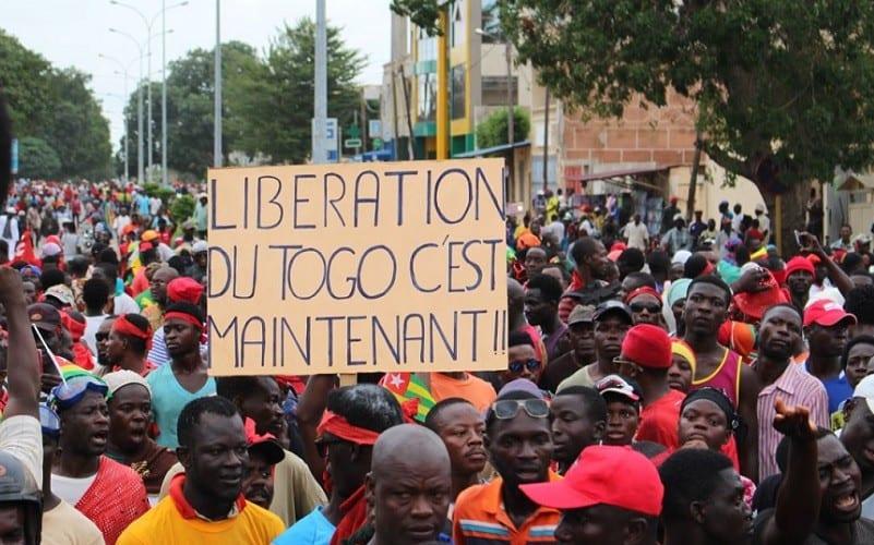 Togo: la gendarmerie convoque 9 militants de la dynamique Mgr Kpodzro