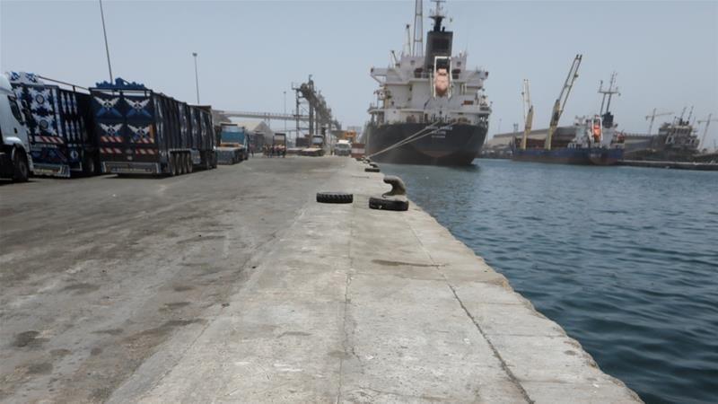 SENEGAL: LE PORT DE DAKAR STOCKE 2700 TONNES DE NITRATE D'AMMONIUM