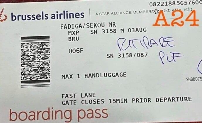 Affaire de valise détournée pour Brésil : Un pro-Soro fait des révélations