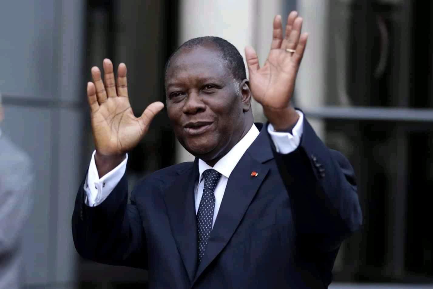 Alassane Ouattara aux opposants : «Qu'ils aillent eux-mêmes dans la rue»