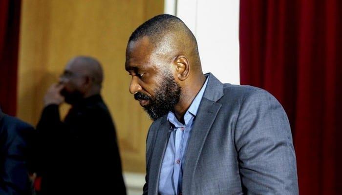 Le fils de l'ex-président dos Santos condamné à cinq ans de prison