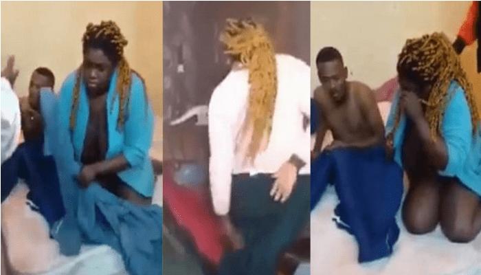 Arabie Saoudite : une Ghanéenne reçoit 100 coups de fouets pour avoir couché avec un Soudanais (vidéo)