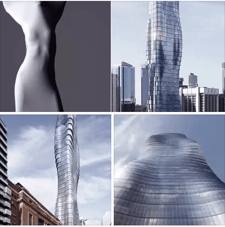 Australie : le gratte-ciel inspiré d'une photo de Beyoncé est prêt (photo)