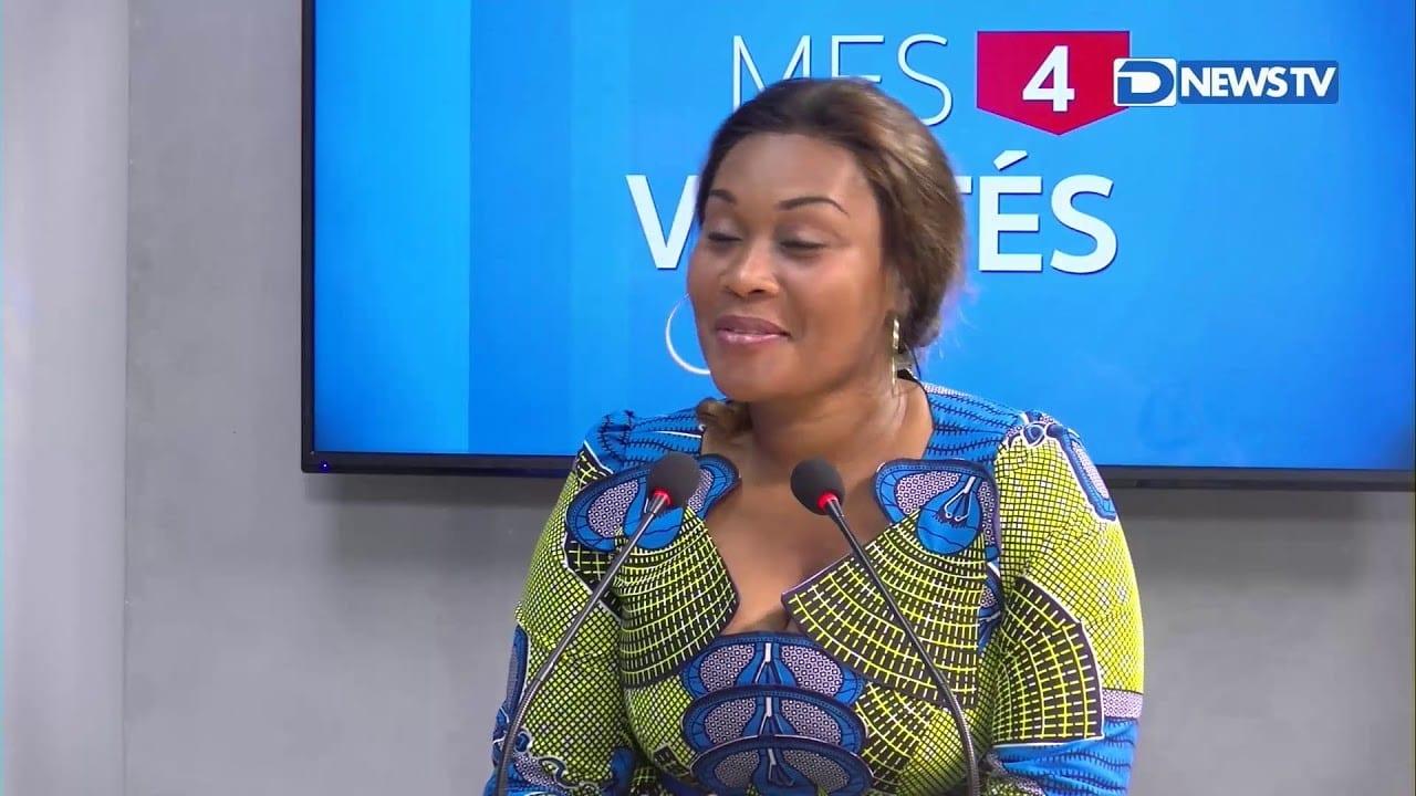 « Si la majorité se lève… » Mys Belmonde (RHDP) prévient l'opposition ivoirienne