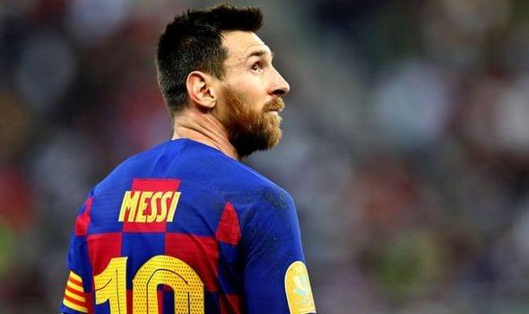 Mercato : Lionel Messi pourrait coûter 558 Millions € à Man City