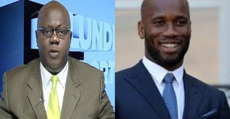Benson Pierre Aka à propos de la candidature de Drogba, « elle a été très mal orchestrée »