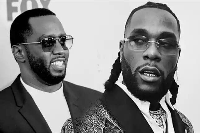 "Burna Boy : Son nouvel album  ""Twice As Tall"" a été produit par l'Américain Diddy"