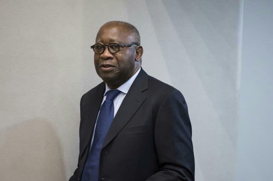 Côte d'Ivoire : Le nom de Laurent Gbagbo de retour sur le site de la CEI