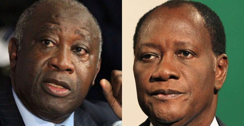 Côte d'ivoire Gbagbo Alassane Ouattara est un menteur