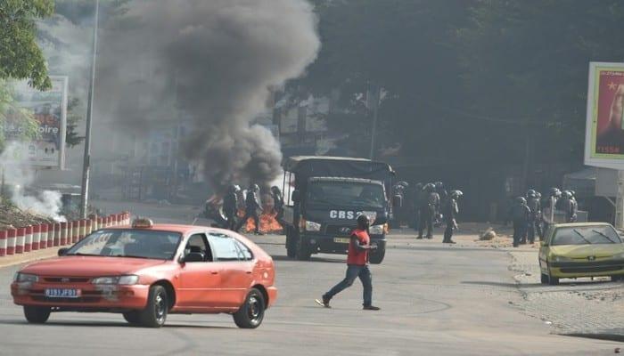 Le gendarme tué à douala pour 100f CFA conduit à sa dernière demeure