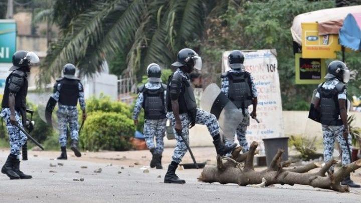 Côte d'Ivoire : les manifestations sur la voie publique suspendues