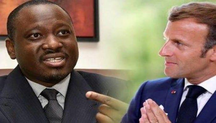 Côte d'Ivoire / Election présidentielle : Soro Guillaume invite Macron