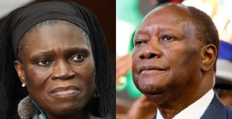 Côte d'Ivoire : Ouattara candidat pour un 3e mandat, la réaction de Simone Gbagbo