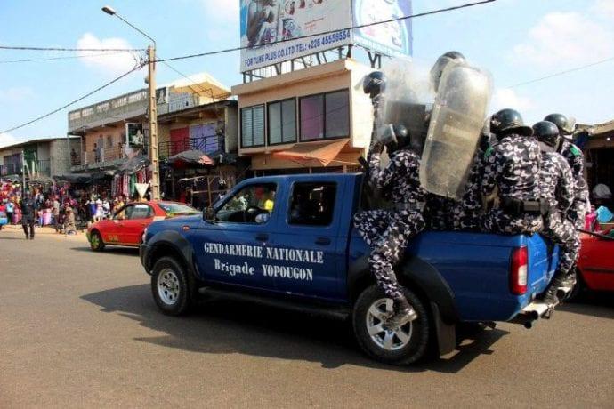Côte d'Ivoire : voici le bilan macabre des manifestations